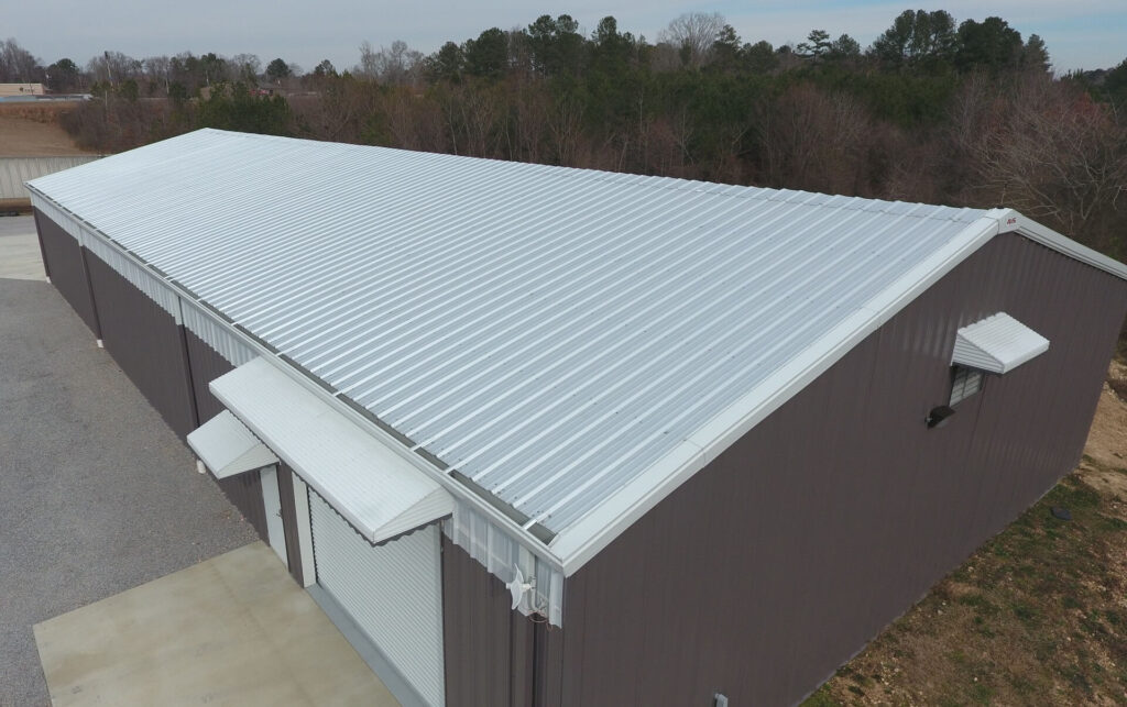 Commercial Metal Roofing-USA Metal Roof Contractors of Lake Worth