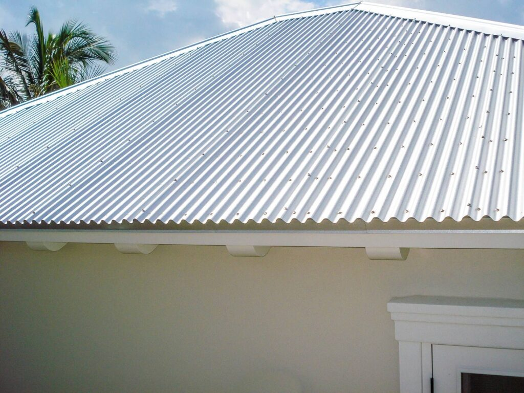 Corrugated Metal Roof-USA Metal Roof Contractors of Lake Worth