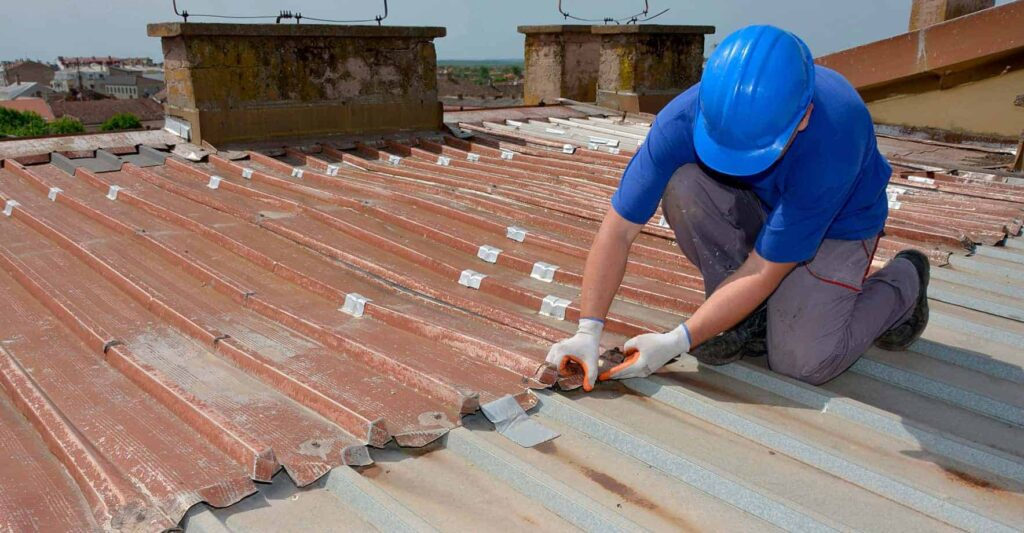 Free Roof Inspection-USA Metal Roof Contractors of Lake Worth