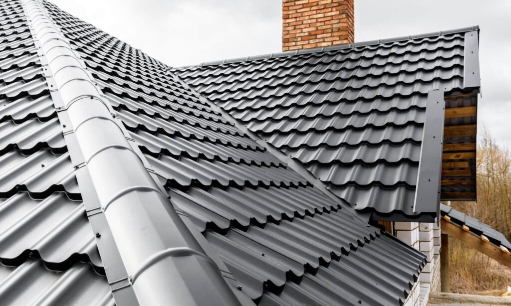 Metal Shingle Roof-USA Metal Roof Contractors of Lake Worth