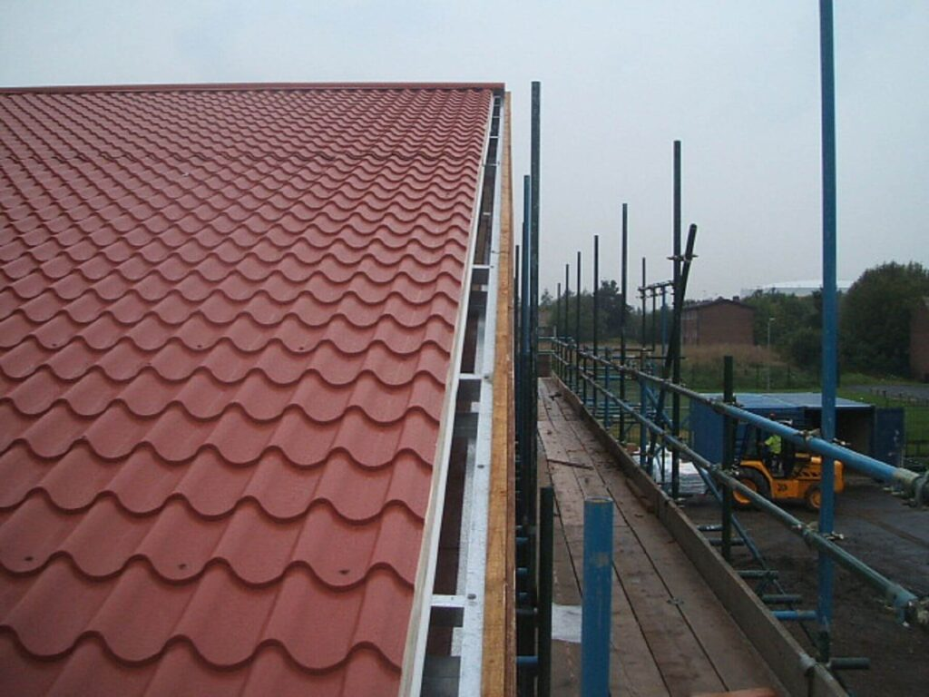 Metal Tile Roof-USA Metal Roof Contractors of Lake Worth
