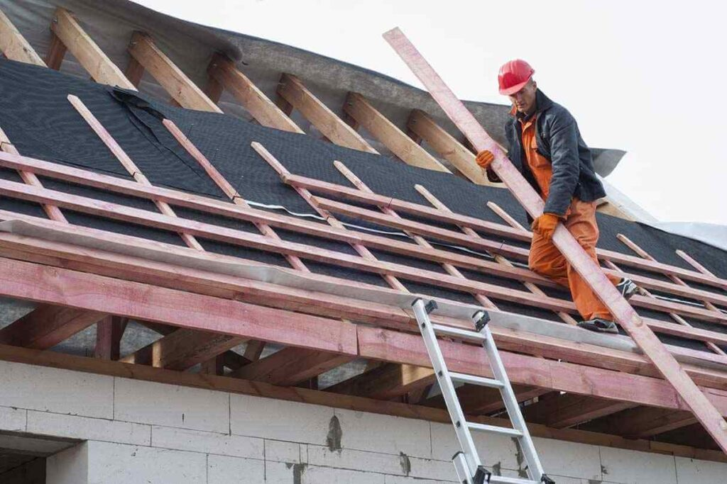 New Construction Metal Roofing-USA Metal Roof Contractors of Lake Worth