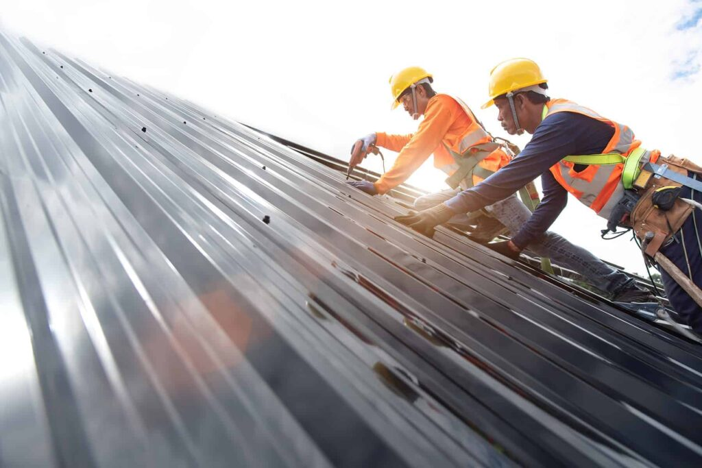 Services-USA Metal Roof Contractors of Lake Worth