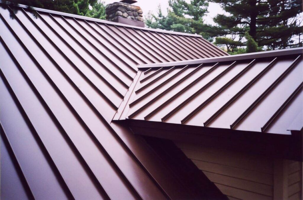 Standing Seam Metal Roof-USA Metal Roof Contractors of Lake Worth