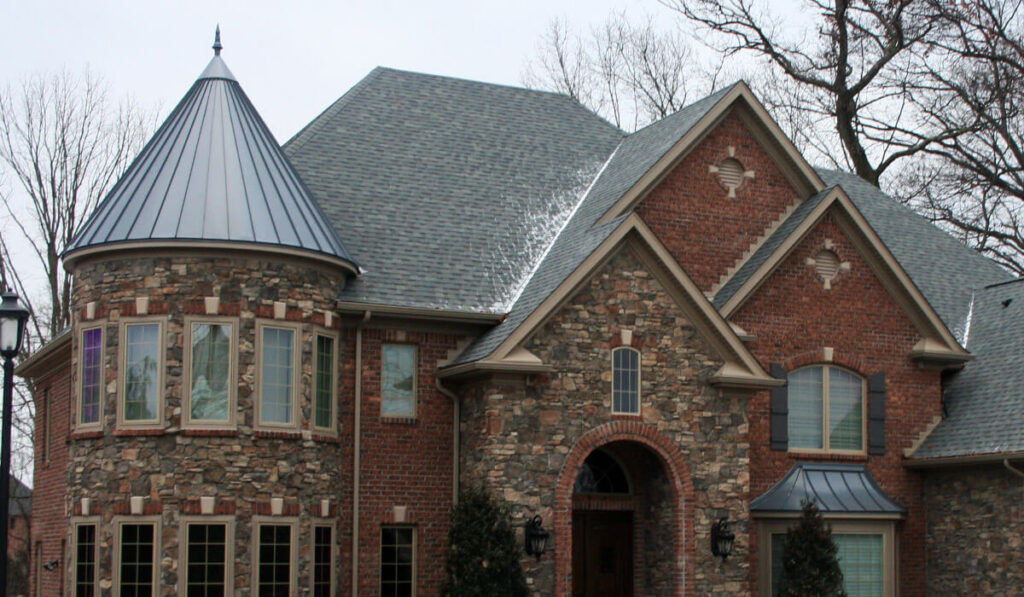 Tapered Panels Metal Roof-USA Metal Roof Contractors of Lake Worth